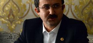 Milletvekili Göçer, gazetecilerle bir araya geldi