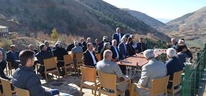AK Parti Adıyaman İl ve İlçe Başkanları Toplantısı
