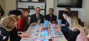 Türk ve Gürcü iş kadınları bir araya geldi