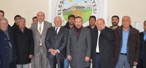 İzmit Belediye Başkanı Doğan, Eleşkirt'te