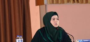 Şenlikoğlu Seydişehir'de konferans verdi