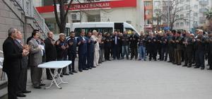 Türkeli'de 22 kişi umreye uğurlandı