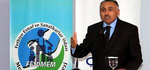 """Fethiye'de """"Girişimcilik Eğitimi"""" sertifika töreni"""