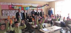 KMÜ'den Ermenek'teki öğrenciler için yaratıcı aktiviteler