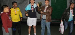 Kırşehir'de sağlık çalışanları turnuvası sona erdi