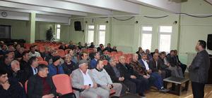 Havza SYDV Mütevelli Heyetine üye seçimi yapıldı