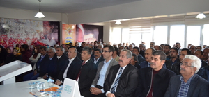 AK Parti Adilcevaz İlçe Başkanlığı Danışma Meclisi toplantısı yapıldı
