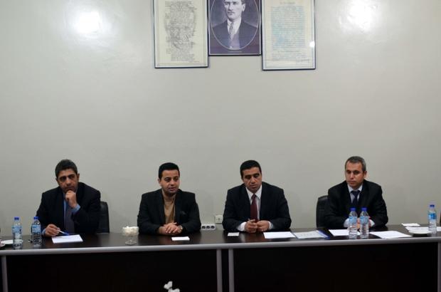 Hizan'da TEOG değerlendirme toplantısı