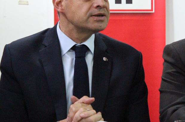 Sosyalist Enternasyonal Başkan Yardımcısı Oran, Afyonkarahisar'da