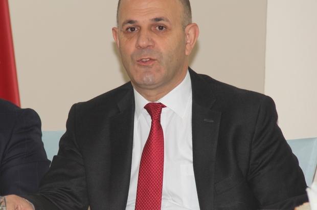 KAÜ Rektörü Özcan gazetecilerle buluştu