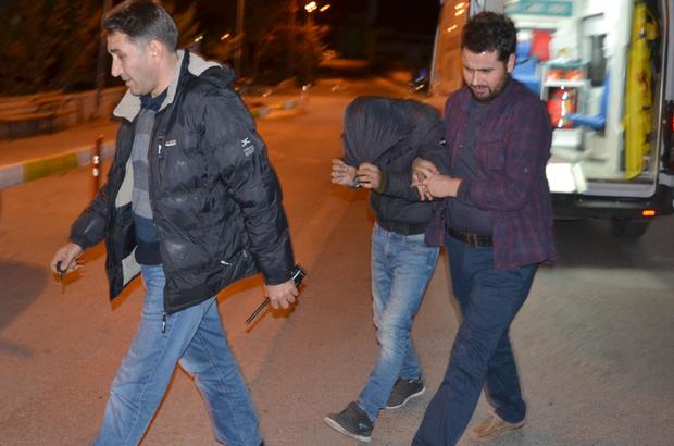 Aksaray'da hırsızlık operasyonu