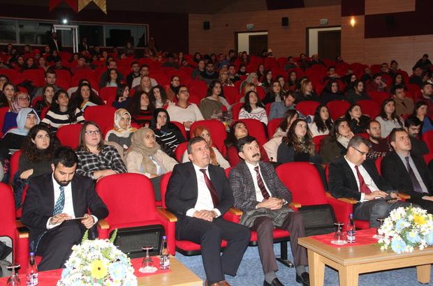 """Edirne'de """"Başarı"""" konferansı"""