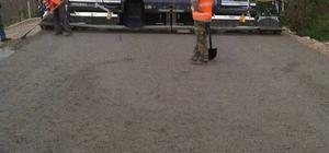 Ordu Büyükşehir Belediyesinin çalışmaları