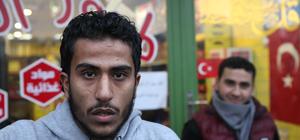 Suriyeli sığınmacılar Avrupa hayali kuruyor