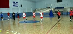 Sinopsporlu sporculara performans testi uygulandı
