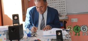 Tatvan Milli Eğitim Müdürü Yüzer'den okul ziyareti