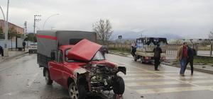 Başiskele'de trafik kazası: 2 yaralı