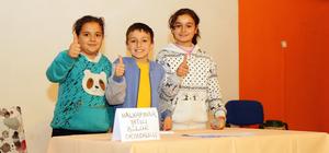 Halkapınar'da bilgi yarışması