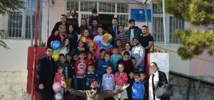 """NEÜ Sanat Kulübü """"Çevreci Çocuk Keloğlan"""" Etkinliği İle Çocuklarla Buluştu"""