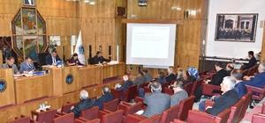 Battalgazi belediye meclisi, 2016 yılının son toplantısını yaptı