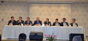 Vali Balkanlıoğlu Fatsa'da 7 ilçenin muhtarlarının sorunlarını dinledi