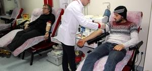 Sinop'ta kan bağışı