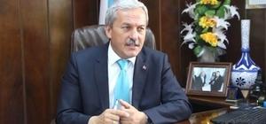 """Belediye Başkanı Şahin'den """"3 Aralık Dünya Engelliler Günü"""" mesajı"""
