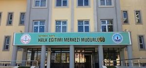 Halk eğitim merkezi müdürlüğü yeni binasına taşındı