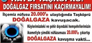 Taşköprü Belediye Başkanı Arslan: