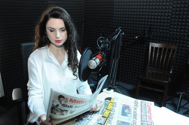 """Ulusal gazeteler """"Gazete Gezgini"""" ile her gün Radyo Mutlu'da"""
