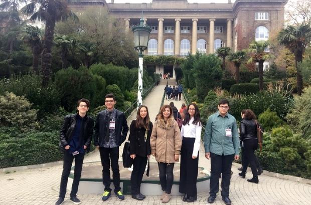 GKV'liler Avrupa Gençlik Parlamentosu 19. Ulusal seçim Konferansında