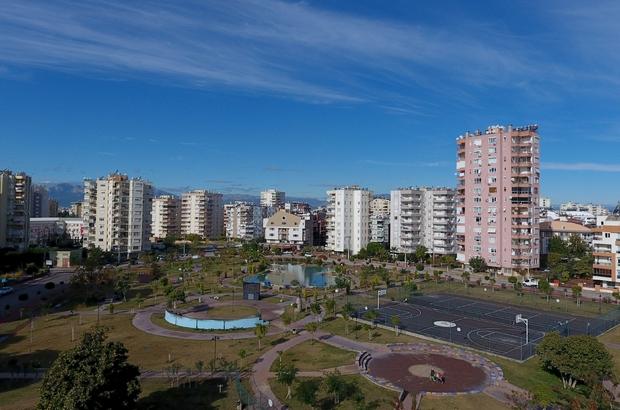 Muratpaşa Belediyesi 4 parkını açıyor