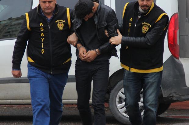 Adana'daki PTT soygunu