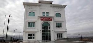 Adli Tıp Kurumu Yozgat Hizmet Binası'nın geçici kabulü yapıldı