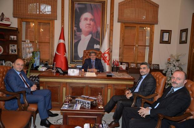 Başkan Vekili Nihat Can'a ziyaret