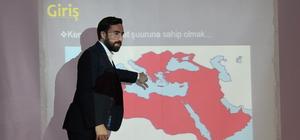 """""""Yeni Türkiye'nin Kodları"""" konferansı"""
