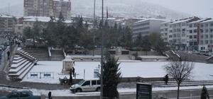 2 gündür yağan kar Yozgat'ı beyaza bürüdü