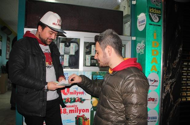 Bilecik'te 60 milyon liranın umutları başladı