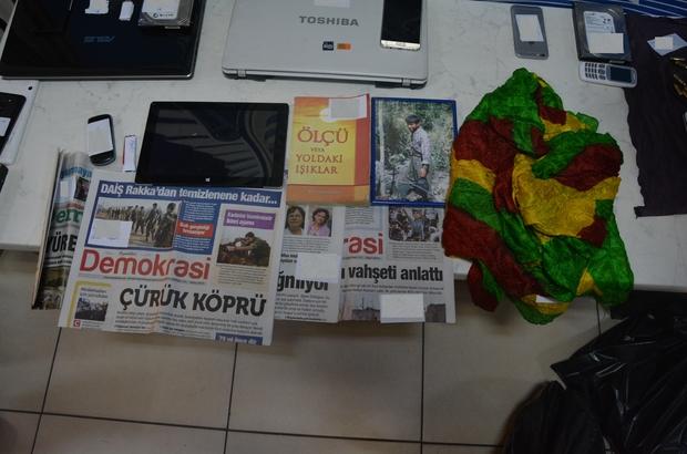 GÜNCELLEME - Gaziantep'teki terör operasyonu