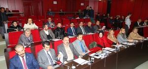 Gebze'de yılın son meclis toplantısı yapıldı