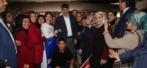 """Türel: """"Engelsiz Antalya için çalışıyoruz"""""""