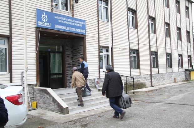 Büyükşehir, sokakta yaşayan vatandaşları barınma evine yerleştiriyor