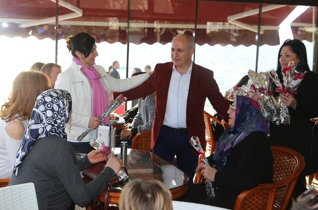 """Başkan Hasan Akgün: """"Türk kadını, toplumumuzdaki layık olduğu yeri almalıdır"""""""