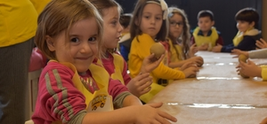Forum Bornova'da miniklere özel hafta sonu etkinliği