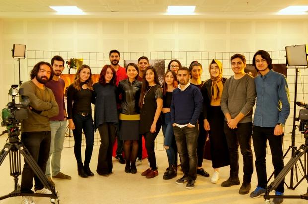 Üniversite öğrencileri, engelliler için kamu spotu hazırladı