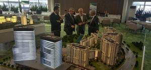 Başkan Baran, İstanbul Emlak ve TOKİ Daire Başkanlığını ziyaret etti
