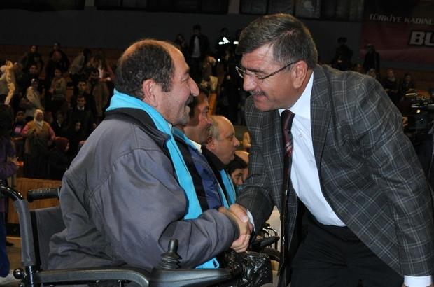 Niğde Belediye Başkanı Faruk Akdoğan'dan Engelliler Günü Mesajı