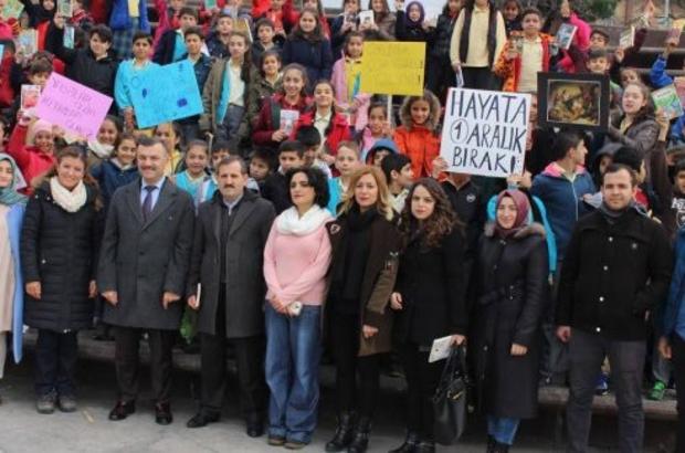 Zeytinburnu 'Hayata 1 Aralık' verdi