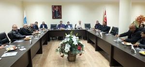 DTO'da atılan personelin durumu olağanüstü toplantıda görüşüldü