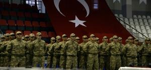 Tokat'ta kısa dönem askerler yemin etti